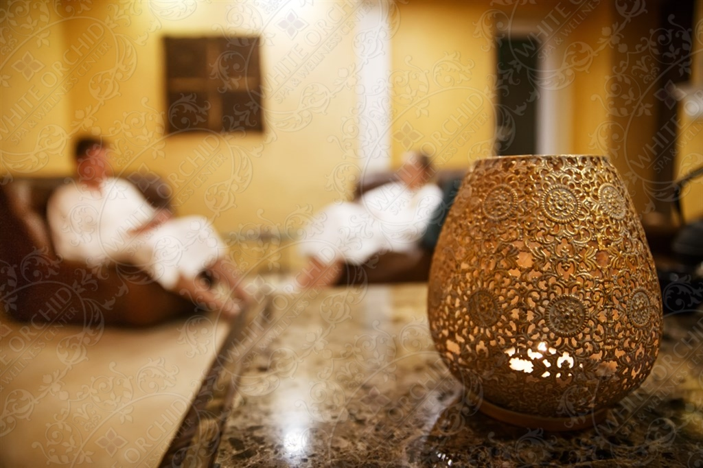 White Orchid Spa and Wellness center emocinis atpalaidavimas
