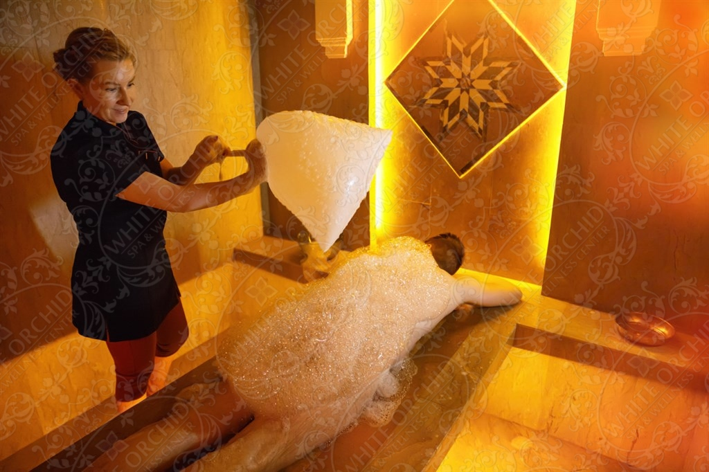 White Orchid Spa and Wellness center SPA terapija